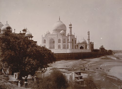 The Taj at Agra